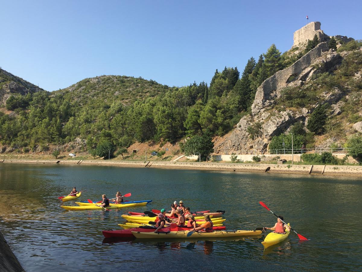 Kroatië singlereis 20-45 jaar Starigrad Dalmatië