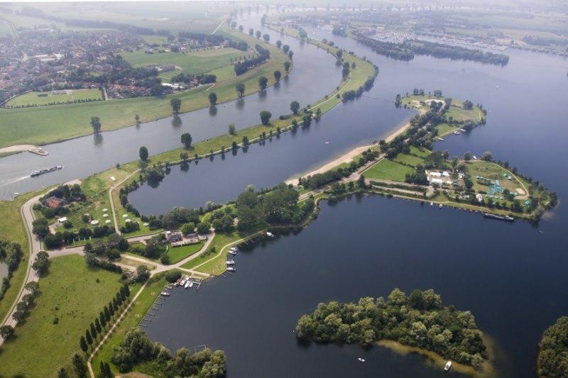 Nederland eenoudervakantie campingplek  Gouden Ham, Land van Maas en Waal