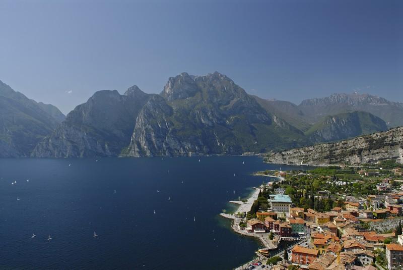 Italië actieve vakantie 18-28  jaar