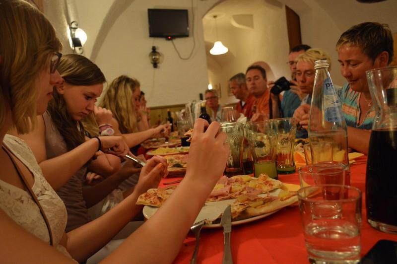 Italië actieve vakantie 17-25//20-35