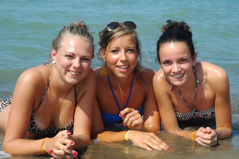 Italië strandvakantie 18-28 jaar