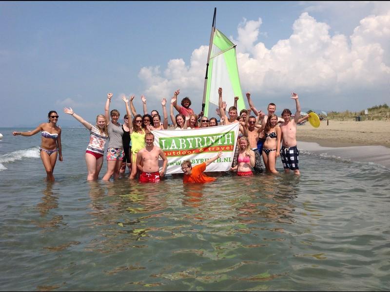 Italië strandvakantie 17-25//20-35 jaar