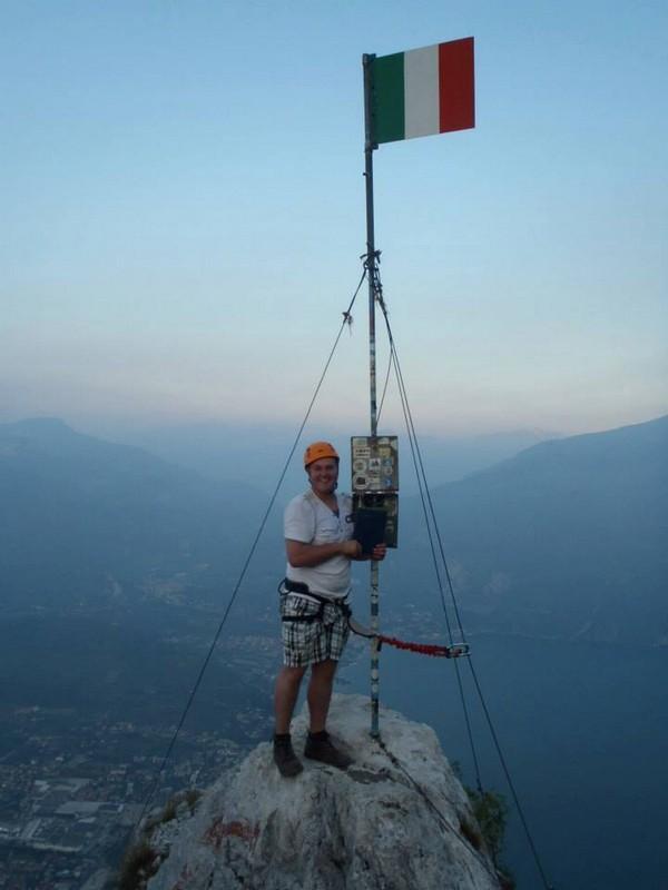 Italië eenoudervakantie huurtent