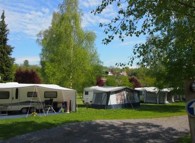 België familievakantie campingplek
