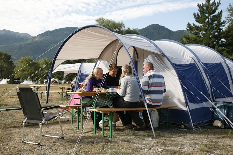 Frankrijk familievakantie campingplek