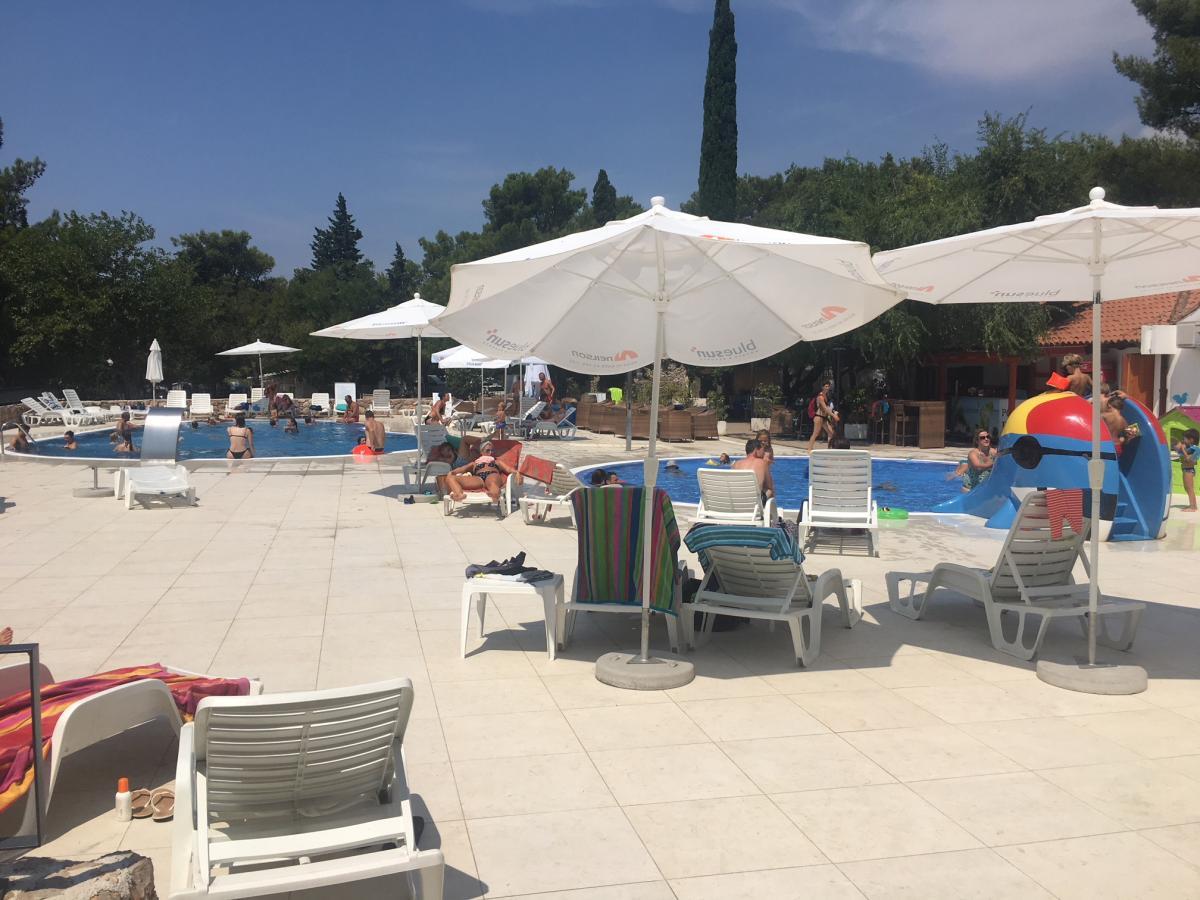 Kroatië eenoudervakantie huurtent