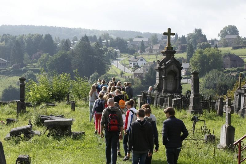België eenoudervakantie huurtent