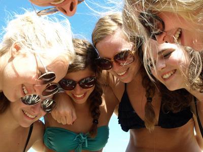 Spanje strandvakantie 18-28 jaar