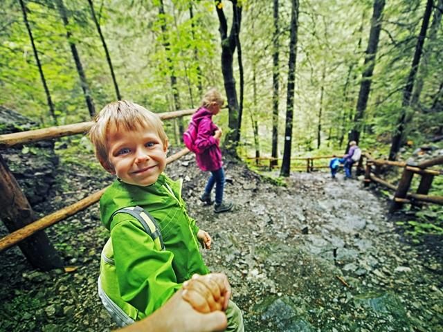 België familievakantie campingplek Remouchamps
