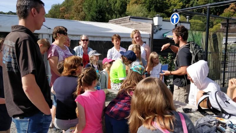 Belgie Wandel evenement Ardennen