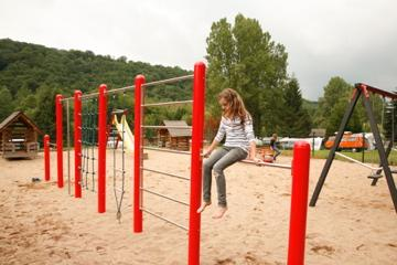 België familievakantie luxe safaritent Remouchamps