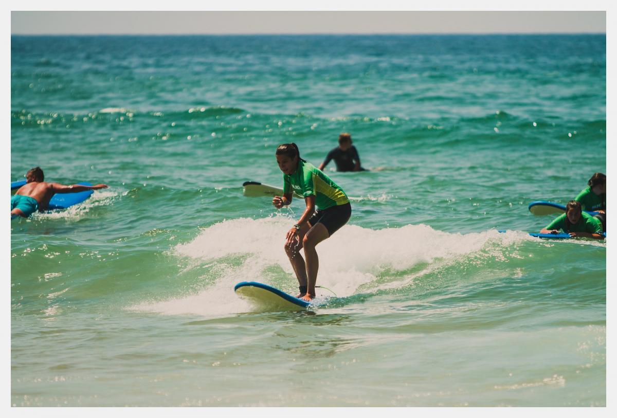 Frankrijk Brunotti Beachcamp 18-28 jr  Vieux Boucau Atlantische kust 2018