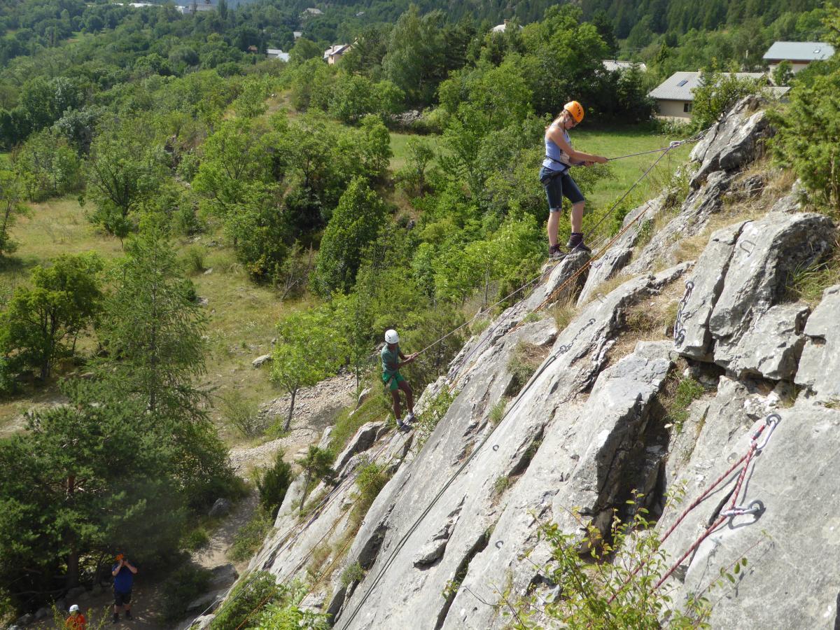 Frankrijk familievakantie campingplek St. Crépin Franse Alpen 2017